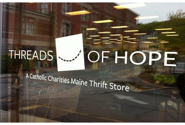 Threads of Hope (Catholic Charities)